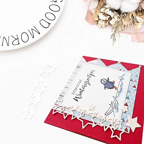 Stanzschablone Dame Schirm Weihnachten Hochzeit Geburtstag Oster Karte Album DIY