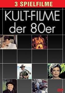 Kultfilme der 80er (3 Spielfilme)