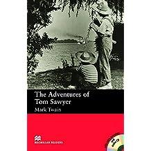 MR (B) Adventures Tom Sawyer Pk: Beginner (Macmillan Readers 2005)
