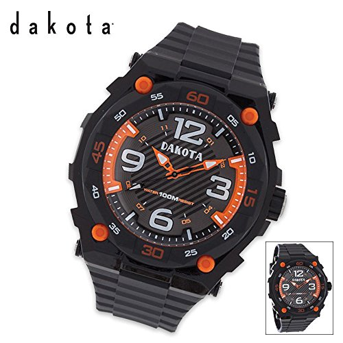 hommes-de-dakota-rigide-poignet-montre