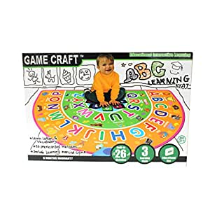 Gamecraft Abc Learning Mat