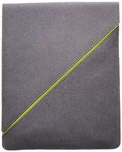 Bone iPag Nylon Tasche für Apple iPad/2/3 Suede grün