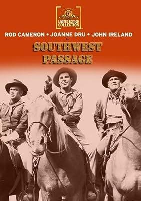 Southwest Passage / (Full Mono) [DVD] [Region 1] [NTSC] [US Import]