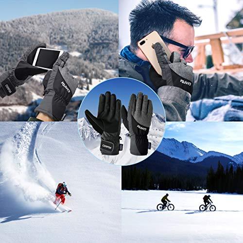 Zoom IMG-5 camtoa guanti da sci l