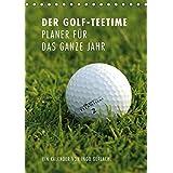 Der Golf-Teetime Planer für das ganze Jahr / Planer (Tischkalender 2016 DIN A5 hoch): Ingo Gerlach ist selbst eine leidenschaftlicher Golfer und hat ... (Planer, 14 Seiten) (CALVENDO Sport)
