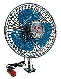 CORA 000120133 Ventilatore, 12 V, Oscillante