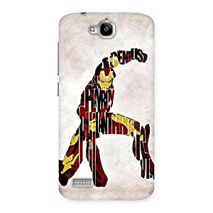 Genius Position Back Case Cover for Honor Holly