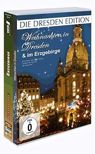 Weihnachten in Dresden & Erzgebirge (2er DVD-Box)