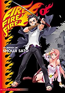 Fire Fire Fire Edition simple Tome 1