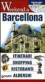 Scarica Libro Barcellona Itinerari shopping ristoranti alberghi (PDF,EPUB,MOBI) Online Italiano Gratis