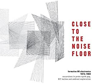 Close to the Noise Floor: Formative Uk Electronica (4 CD)