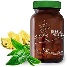 Enzimas Digestivas Proteolíticas de Alta Potencia – Energía Natural, Digestión Mejorada, Apoyo en caso de Inflamación - Té Verde Orgánico, Bromelina, Proteasas – Vegetariano (60 Caps)