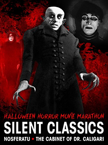 ie Marathon: Silent Classics - Nosferatu - The Cabinet of Dr. Caligari [OV] (Halloween-vampir-filme)