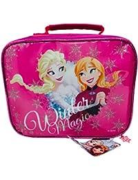 Preisvergleich für Disney F109301 - Frozen Lunch Set Bag, Sandwich Box und Flasche, 3 Stück
