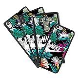 mrmovil Coque Housse Tous Les Téléphones Portables Design Nike Propre Fonds Tropical Marque Sport - IPhone 8