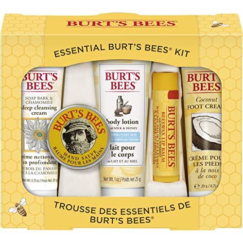 Burt's Bees Probierset von Kopf bis Fuß, 1er Pack (1 x 5 Stück)