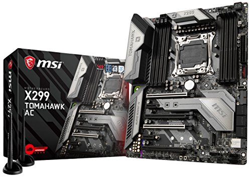 MSI 911-7B05-004 - Placa Base (X299 Tomahawk AC, 2066, X299)