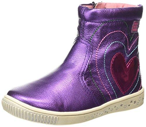 Agatha Ruiz de la Prada 151917, Stivali per bambine e ragazze, colore viola (purpurite), taglia 28 EU