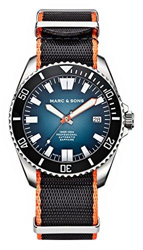 Orologio -  -  MARC & SONS - MSD-046-2T
