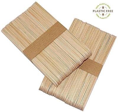 nachhaltig verpackte Holzspatel zum
