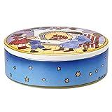 Hutschenreuther 02467-725648-24929 Porzellan-Minidose Kaminfeuer, Durchmesser 9 cm