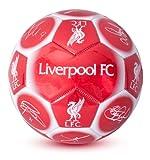 Pelota de Fútbol de Marca del Equipo Liverpool Talla 5