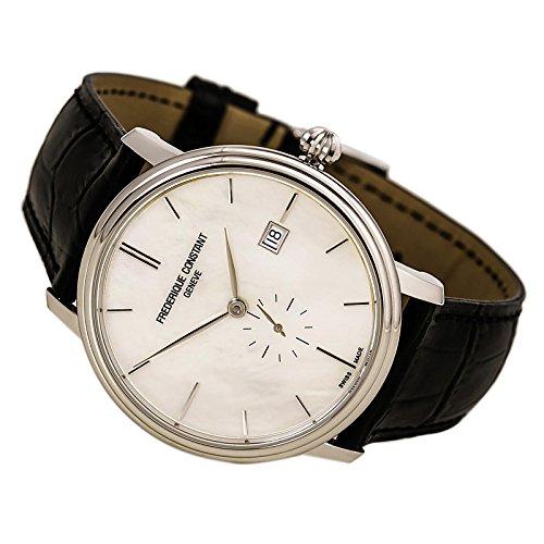 frederique-constant-345mpw5s6-mens-slimline-classic-mop-dial-black-strap-automatic-watch