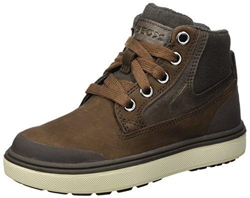 Geox Jungen J Mattias B Boy ABX C Chukka Boots, Braun (Coffee), 33 EU (Jungen High-schnee-stiefel)