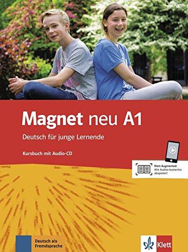 Magnet neu a1, libro del alumno cd