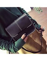 Bolsos de mujer, Switchali mujer moda ofertas Bolsos bandolera Bolso popular Pequeña Bolsa de hombro Totalizador Señoras elegante monedero vintage bolsas de mensajero