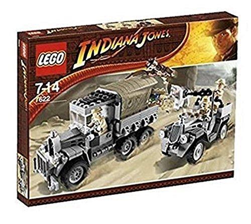 LEGO Indiana Jones 7622