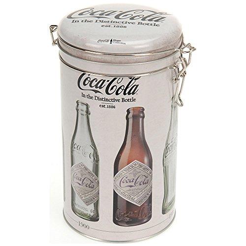Coca- Cola Kaffeedose Ø/H 11x20cm, Old Style gebraucht kaufen  Wird an jeden Ort in Deutschland