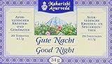 Maharishi Ayurveda Gute Nacht Tee, 3er Pack (3 x 34 g)