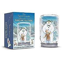 Raymond Briggs The Snowman Make Your Own Snow Globe Childrens Craft Set
