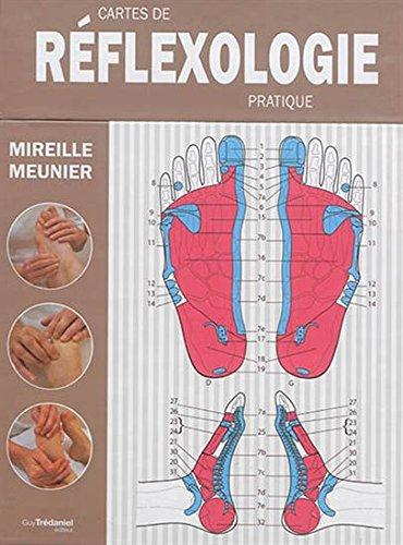 Cartes de rflexologie pratique