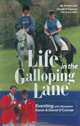 Life in the Galloping Lane por David O'Connor