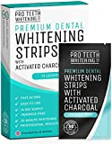 Teeth Whitening Strips with Activated Charcoal | 28 Peroxide-Free Teeth Whitening Strips
