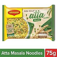 Nestlé MAGGI Nutri-Licious Atta Noodles, Masala – 75g Pouch