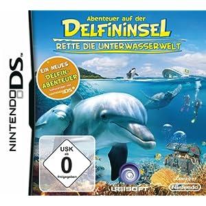 Abenteuer auf der Delfininsel – Rette die Unterwasserwelt