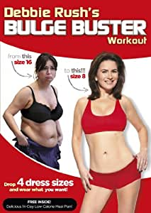 Debbie Rush's Bulge Buster Workout [DVD]