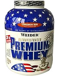 Weider Premium Whey, Cinnamon Bun, 1er Pack (1 x 2.3 kg)