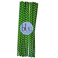 blu SKIDDOO 50 Twist ties - many colours - multi listing - for cone bags, cello, cellophane bags