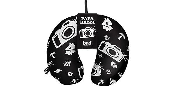 Bud design neck pillow TRAVEL BUDDY