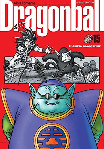 Dragon Ball nº 15/34 (Manga Shonen) por Akira Toriyama