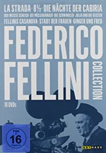 Federico Fellini Collection [10 DVDs]