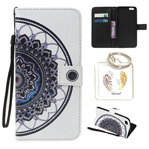 Coque Apple iPhone 7 Plus Case Wallet Phone Stand Cover with Credit Card Slots Flip Protective Case For Apple iPhone 6 Plus