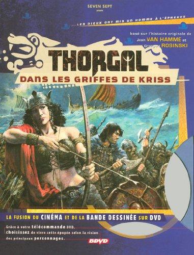 Thorgal : Dans les griffes de Kriss (1DVD)