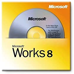 Microsoft Works 8.0 Win32 (Oem)