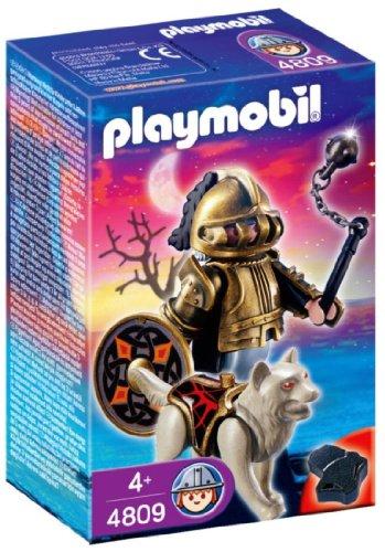 Playmobil - 4809 - Figurine - Chevalier des Loups avec Massue