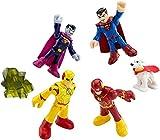 Imaginext Batman Héroes & Villanos, Color Amarillo (Mattel 21-23CMX)